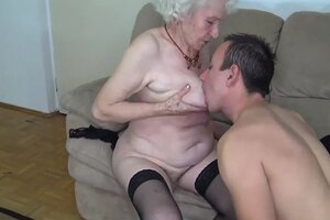 bootylicious 91 years old housewife bitchy by lover