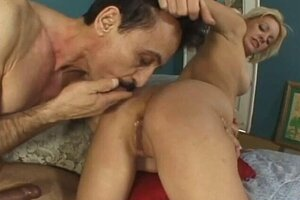 old stud nails blond